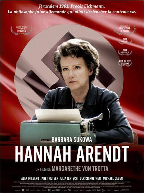 Hannah Arendt | Trotta, Margarethe von. Monteur