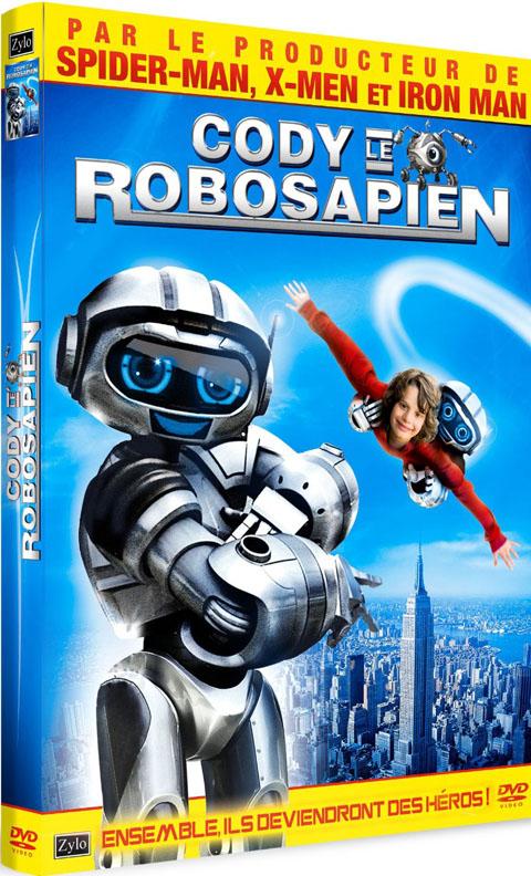 Cody le Robosapien. DVD / Sean McNamara, réal. | McNamara, Sean. Monteur
