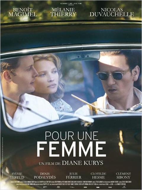 Pour une femme / Diane Kurys, réal., scénario | Kurys, Diane (1948-....) - Réal.. Monteur. Scénariste