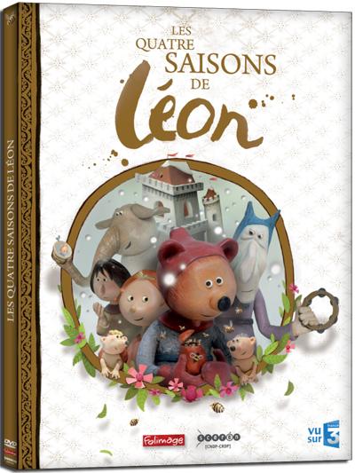 Les Quatre saisons de Léon / Pierre-Luc Granjon, Antoine Lanciaux, réal. | Granjon, Pierre-Luc - Réal.. Monteur. Scénariste