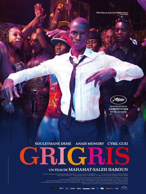 Grigris | Haroun, Mahamat Saleh. Réalisateur
