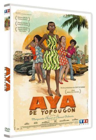 Aya de Yopougon / Marguerite Abouet, Clément Oubrerie, réal. | Abouet, Marguerite (1971-....). Monteur