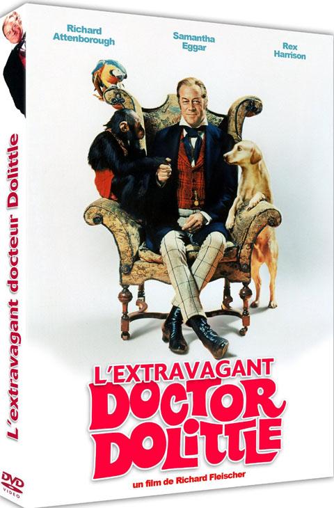 Extravagant Docteur Dolittle (L') = Doctor Dolittle | Fleischer, Richard. Réalisateur