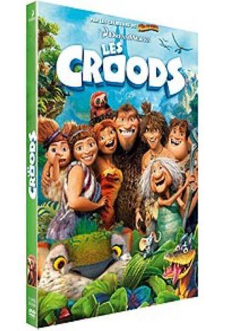 Croods (Les) = The Croods | Sanders, Chris. Monteur