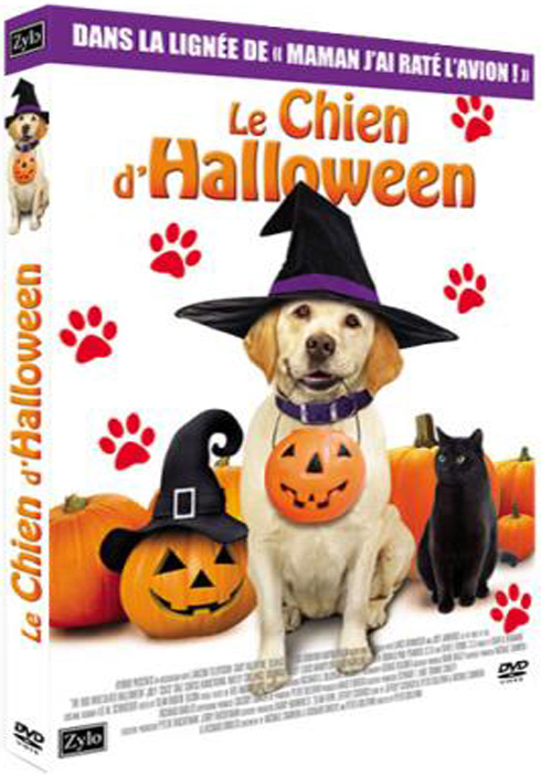 Le Chien d'Halloween . DVD = The Dog Who Saved Halloween / Peter Sullivan, réal.   