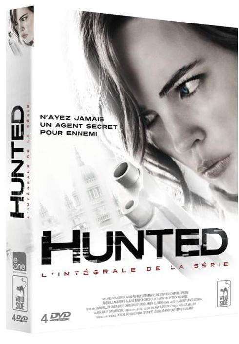 Hunted : N'ayez jamais un agent secret pour ennemi : L'intégrale de la série / S.J. Clarkson ; James Strong ; Alrick Riley..., [et al.] réalisation | Clarkson, S.J.. Metteur en scène ou réalisateur