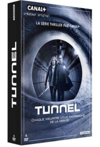 Tunnel / Dominik Moll, Thomas Vincent, Hettie Macdonald, réal. ; Stephen Dillane, Clémence Poésy, Jeanne Balibar, Thibault de Montalembert, act. |