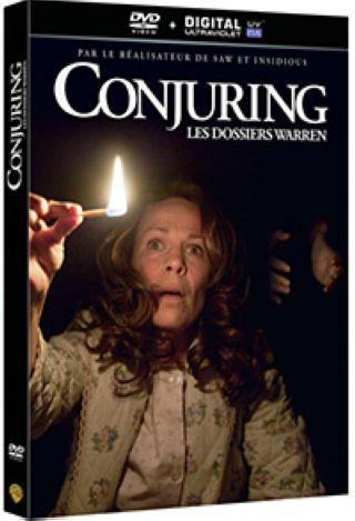 Conjuring : les dossiers Warren / James Wan, réal. | Wan, James - Réal.. Monteur