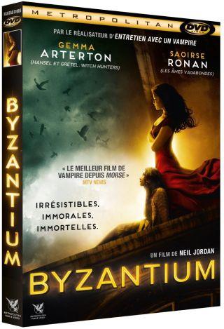 Byzantium / Neil Jordan, réal. | Jordan, Neil (1950-....) - Réal.. Monteur