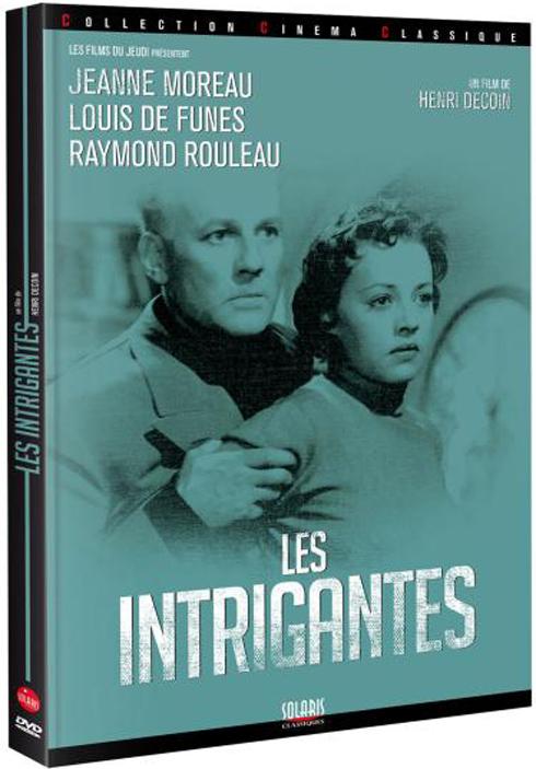 Intrigantes (Les) | Decoin, Henri. Monteur