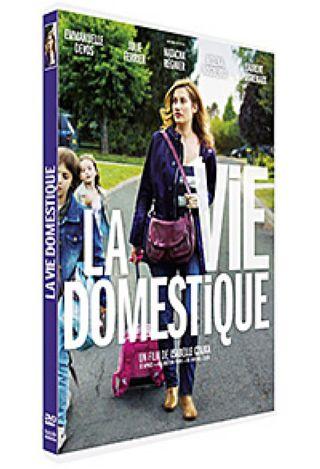 La Vie domestique. DVD / Isabelle Czajka, réal.   Czajka, Isabelle. Monteur. Scénariste