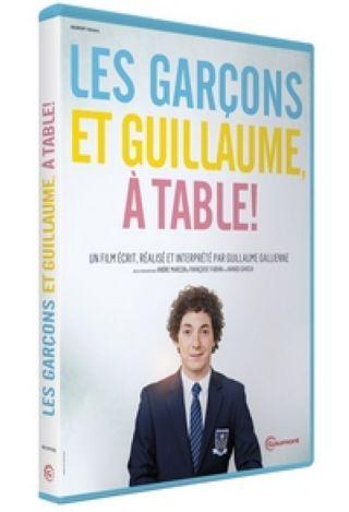 Les Garçons et Guillaume, à table !. DVD / Guillaume Gallienne, réal. | Gallienne, Guillaume (1972-....). Monteur. Scénariste. Interprète