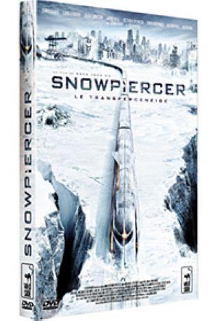 Snowpiercer : Le Transperceneige / Bong Joon-ho, réal. ; Chris Evans, Jamie Bell, Tilda Swinton, [et al ] act.  