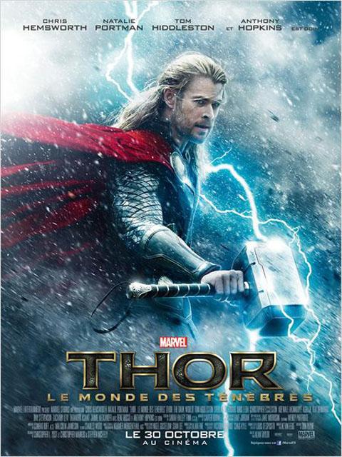 Thor. (9) : Le monde des ténèbres