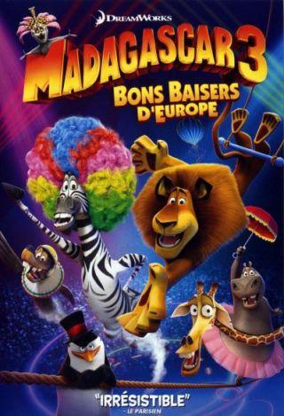 Madagascar Vol. 03 : bons baisers d'Europe