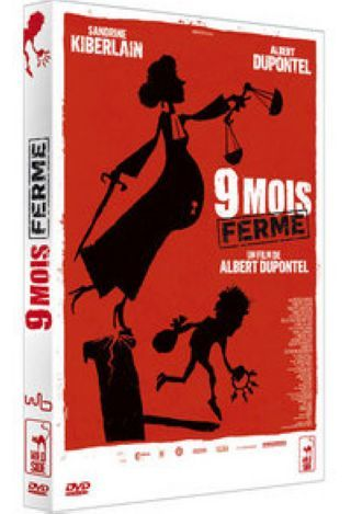 9 Mois ferme. DVD / Albert Dupontel, réal. | Dupontel, Albert. Monteur. Scénariste. Interprète