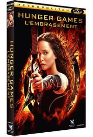 Hunger Games - 2. L' Embrasement. DVD / Francis Lawrence, réal. | Lawrence, Francis. Monteur