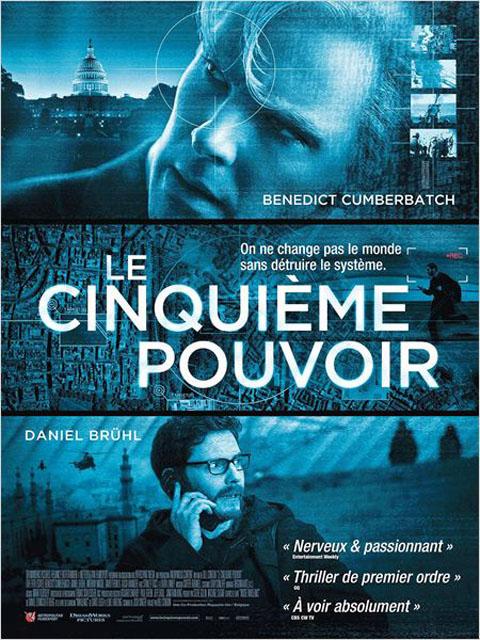 Le Cinquième Pouvoir. DVD / Bill Condon, réal. | Condon, Bill. Monteur