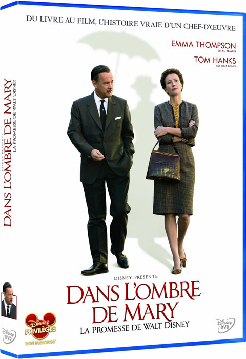 Dans l'ombre de Mary : La promesse de Walt Disney = Saving Mr. Banks | Lee Hancock, John. Monteur