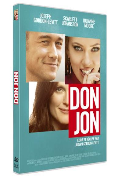 Don Jon = Don Jon's Addiction | Gordon-Levitt, Joseph. Monteur