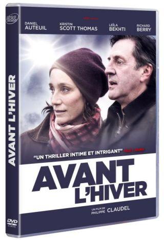 Avant l'Hiver. DVD / Philippe Claudel, réal. | Claudel, Philippe (1962-....). Monteur. Scénariste