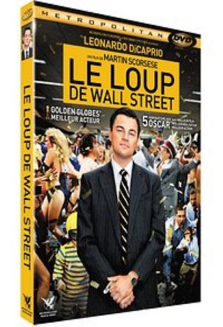 Loup de Wall Street (Le) = The Wolf of Wall Street | Scorsese, Martin. Monteur
