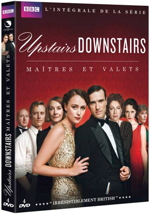 Upstairs Downstairs : Maîtres et valets : L'intégrale de la série = Upstairs Downstairs | Thomas, Heidi. Instigateur