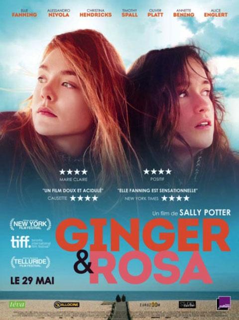 Ginger & Rosa | Potter, Sally. Réalisateur