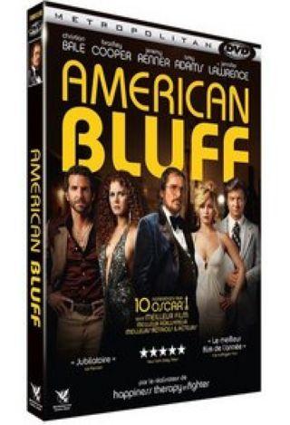 American Bluff / David O. Russell, réal. | Russell, David O. (1958-....) - Réal.. Monteur