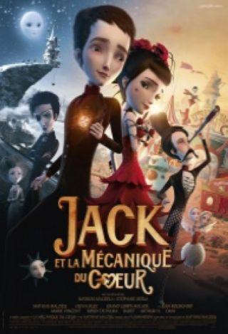 Jack et la mécanique du coeur / Mathias Malzieu |