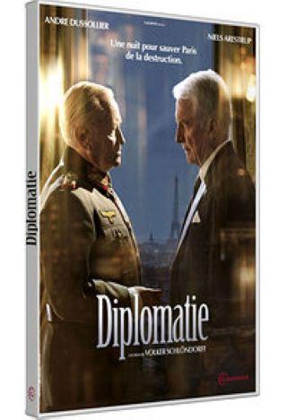 Diplomatie | Schlöndorff, Volker. Monteur