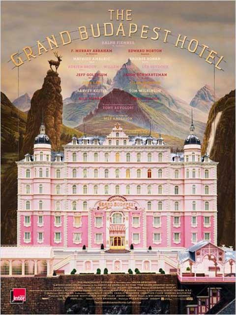 The Grand Budapest Hotel | Anderson, Wes. Metteur en scène ou réalisateur