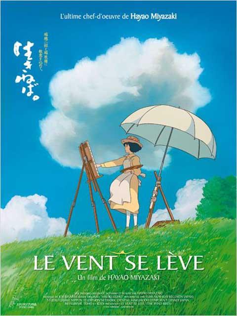 Vent se lève (Le) | Miyazaki, Hayao (1941-....). Antécédent bibliographique