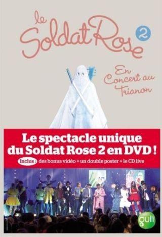 soldat rose 2 : en concert au Trianon (Le) | Cabrel, Francis (1953-....). Auteur