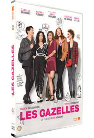 Les Gazelles / Mona Achache, réal., scénario | Achache, Mona - Réal.. Monteur. Scénariste