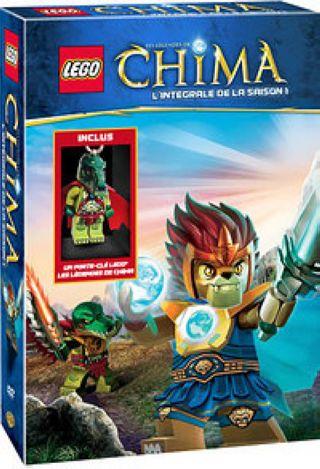 LEGO - Les Légendes de Chima 2 Saison 1. DVD. Saison 1 / Peder Pedersen, Phillip Berg, André Bergs, Lee Stringer, réal. | Pedersen, Peder. Monteur