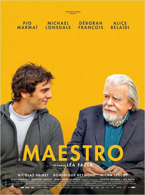 Maestro | Fazer, Léa. Metteur en scène ou réalisateur