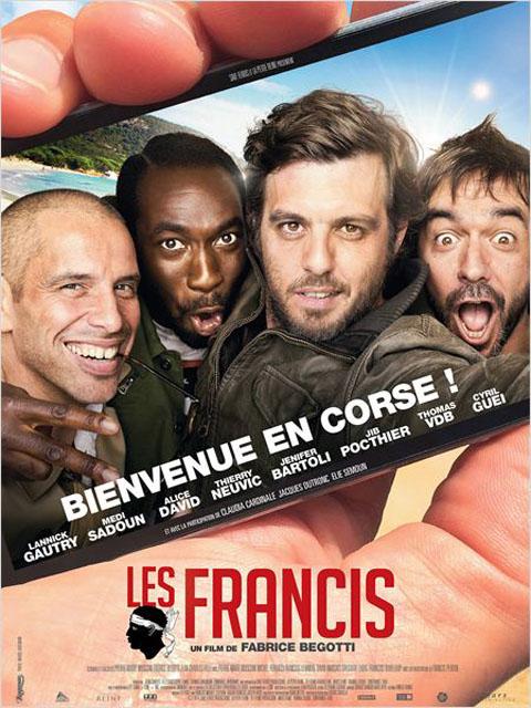 Francis (Les) | Begotti, Fabrice. Monteur