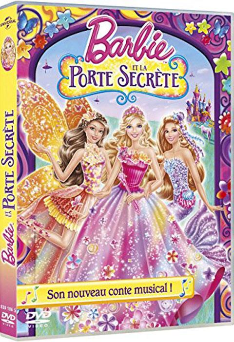 Barbie et la porte secrète. DVD / Karen J. Lloyd, réal. | J. Lloyd, Karen. Monteur