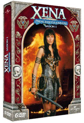 Xena Saison 1 : Princesse guerrière