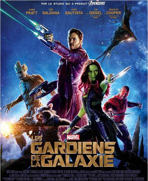 Gardiens de la Galaxie (Les) = Guardians Of The Galaxy | Gunn, James (1970-....). Metteur en scène ou réalisateur