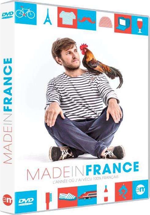 Made in France : l'année où j'ai vécu 100% français, un film de |