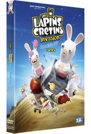 The Lapins crétins Invasion. Partie 4 = The Lapins crétins Invasion | Ouvrard, Fabien. Monteur