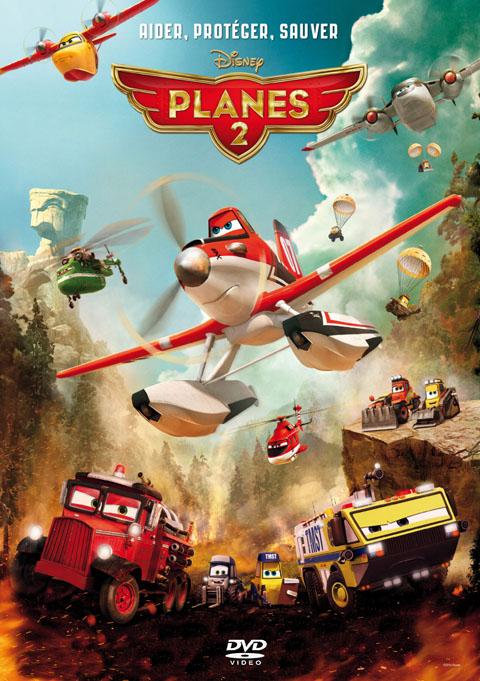 Planes 2 = Planes : Fire & Rescue | Gannaway, Roberts. Monteur