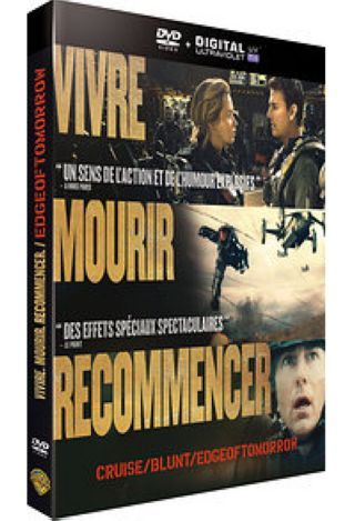 Edge of Tomorrow : Vivre, mourir, recommencer = Edge of Tomorrow | Liman, Doug. Réalisateur