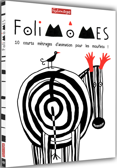 Folimômes : 10 courts métrages d'animation pour les mouflets