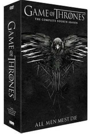 Game of Thrones : Le Trône de Fer, saison 4. Saison 4 = Game of Thrones | Weiss, D.B.. Antécédent bibliographique