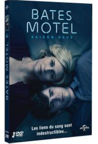 Bates Motel / Robert Bloch, auteur ; Vera Farmiga, Freddie Highmore, Max Thieriot, Olivia Cooke, act. |