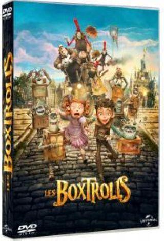 Les Boxtrolls / Graham Annable, Anthony Stacchi, réal.   Annable, Graham - Réal.. Monteur