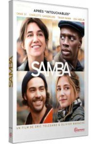 Samba. DVD / Eric Toledano, Olivier Nakache, réal. | Toledano, Eric. Monteur. Scénariste